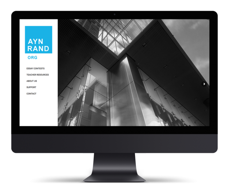 Ayn Rand Institute Canada – Web Site