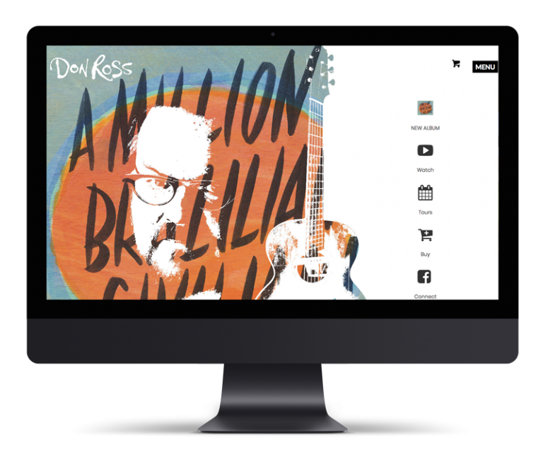 Don Ross – E-Commerce & Website Design